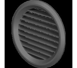 Mriežka plastová MV50/2BVS šedá-so sieťkou proti hmyzu 2kusy v balení