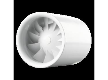 Potrubné ventilátory tiché VENTS Quiet Line