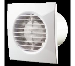 Ventilátor 100 SIMPLE-zapínanie a vypínanie vypínačom na svetlo-montáž na stenu