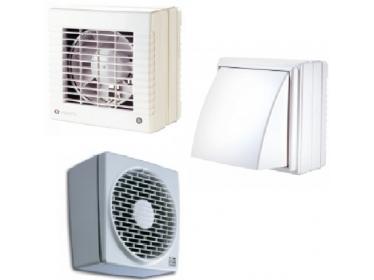 Ventilátory do okna