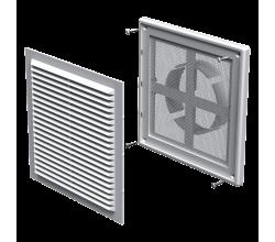 MV150VDS+sieťka proti hmyzu+príruba nastavitelná-100-150mm