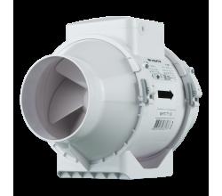 Axiálne odsávacie ventilátory VENTS TT 100 priemer napojenia 100mm-dvojrýchlostný výkon:145-187m3/h napätie 230V