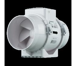 Axiálne odsávacie ventilátory VENTS TT 125 priemer napojenia 125mm-dvojrýchlostný výkon:220-280m3/h napätie 230V