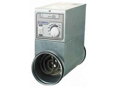 Elektrické ohrievače typ VENTS NK-U• Elektrický ohrievač so zabudovaným Triakom