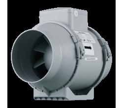 Axiálne odsávacie ventilátory VENTS TT 125PRO priemer napojenia 125mm-dvojrýchlostný výkon:240-350m3/h napätie 230V