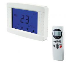 TSTD-1-300-termostat regulátor teploty 3 rýchlostný s diaľkovým ovládačom