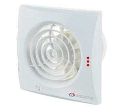 Ventilátor Vents 100VT QUIET-ťahový spínač-časový dobeh-guličkové ložisko-možnosť použitia do stropu+spätná klapka membránová