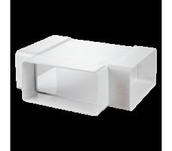 Rozbočka -T-kód 535 pre potrubie 55x110mm