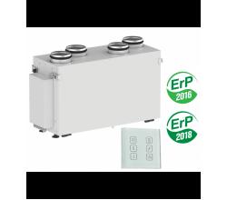 Rekuperácia VUT 300 V2 MINI EC A14-300m3
