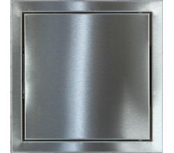 150x150 magnet Dvierka nerez matná