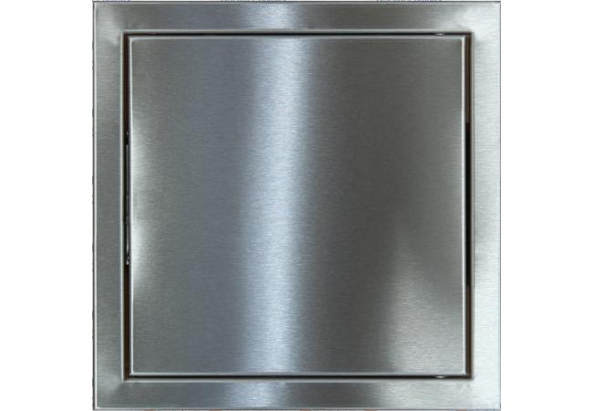 150x200 magnet dvierka nerez matná