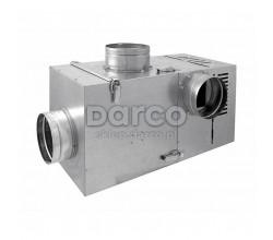 DARCO BANAN1 s bypassom Krbový ventilátor 370m3