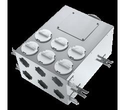 Blauberg SR 125mm/75mmx6 rozdelovacia krabica