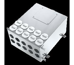 Blauberg SR 160mm/75mmx10-rozdelovacia krabica