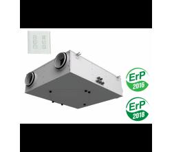 Rekuperácia VENTS VUE 250 P3B EC A14 Entalpická-300m3