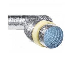 Antibakteriálne izolované potrubie 102mm