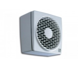 """Okenný ventilátor VORTICE VARIO V 150/6"""" AR LL S - Výkon 380/215 m3/h - Hlučnosť 49,6 Lp dB(A)"""