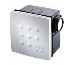 Radiálny ventilátor QUADRO MICRO 100 I - Výkon 75/110 m3/h - Hlučnosť 26,3/34,3 (25,9/33,5) Lp dB(A)