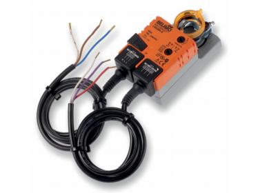 NM A-(S), NM A-SR Belimo - klapkové pohony 10 Nm pre klapky do 2 m²