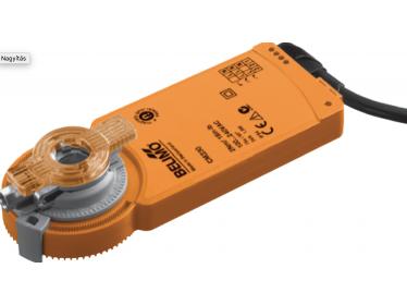 CM Belimo - klapkové pohony 2 Nm pre klapky do 0.4 m²