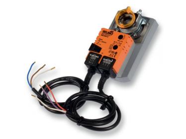 SM A-(S), SM A-SR Belimo - klapkové pohony 20 Nm pre klapky do 4 m²