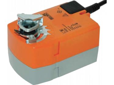 TF- (S), TF 24-SR Belimo - klapkové pohony 2.5 Nm pre klapky do 0.5 m²