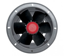 Vortice MPC-E 254 M - Potrubný priemyselný axiálny ventilátor