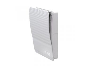 Ventilátory tiché VENTS typ STYLE Eco - WIFI - automatickou žaluziou s otváraním dopredu