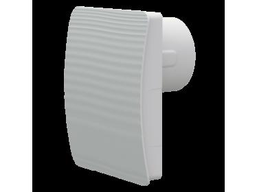 Ventilátory tiché VENTS typ STYLE - automatickou žaluziou s otváraním dopredu