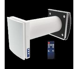 Rekuperátory vzduchu do jednej miestnosti BLAUBERG VENTO EXPERT A50-1 S10 W V.2-WI-FI-riadenie aj smartfonom výkon 50m3/h