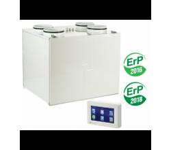 Rekuperačná jednotka VUT 550 VB EC-ovládací panel A11-Vertikal-750m3/h