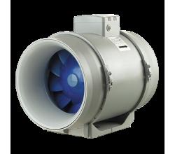 Poloradiálne odsávacie ventilátory Blauberg Turbo 315 priemer 315mm-dvojrýchlostný výkon:1420-1750m3/h napätie 230V