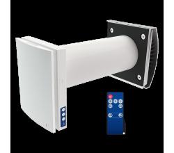 Rekuperátory vzduchu do jednej miestnosti Blauberg Vento Expert A100-1 S10 W V.2-WI-FI-riadenie aj smartfonom výkon108m3/h