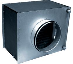 CWK - 100mm - Vodný chladič kalorifer