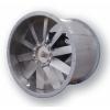 Potrubné priemyselné axiálne ventilátory s prírubou - v protivýbušnom prevedení - typ Duct-M ATEX