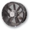 Potrubné priemyselné axiálne ventilátory s prírubou typ Duct-M HT - 400°C/2h