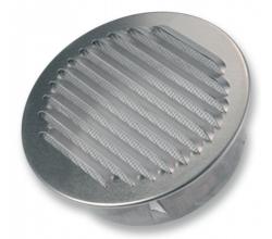 Vetracia mriežka hliníková BLR-0-R- 100mm