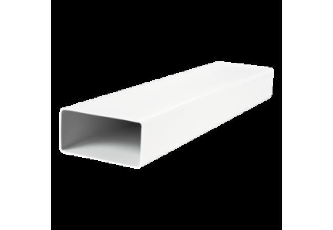 5015   Plastové potrubie hranaté 55x110mm dĺžka 1,5m