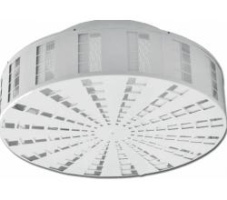 HVD 300 - Priemyselný prívodný anemostat - pre horizontálny a vertikálny prívod vzduchu