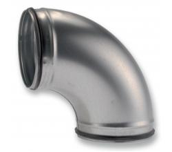 BDG90 - 90° koleno s gumovým tesnením 100mm