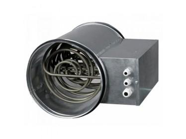 Ohrievače  ventilačných rozvodov