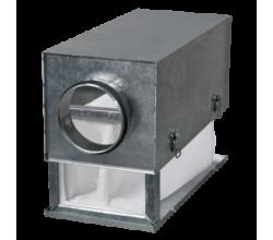 FBK 100 Filter vzduchotechnický obsahuje filter G4-vrecový