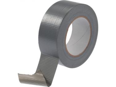 GRAYTAPE-Polyetylénová dvojvrstvová lepiaca páska vystužená tkaninou šedá