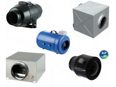 Priemyselné ventilátory so zníženou hlučnosťou