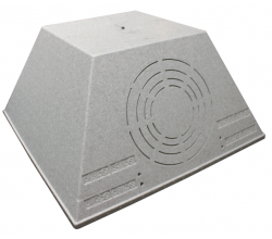 Krabica PPS-PES-pre160mm vývod