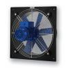 Axiálne priemyselné ventilátory - protivýbušné - s hratatým dizajnom - typ PLATE-M ATEX