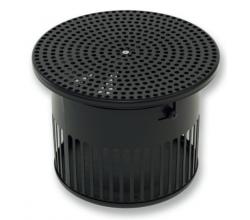 SFD 125 - 75 m³/h - Podlahový difúzor