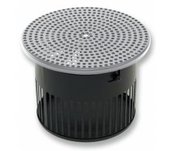 SSFD 125 - 75 m³/h - Podlahový difúzor