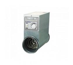 Elektrický potrubný ohrievač VENTS typ NK -150-3,6-3U-s triákom