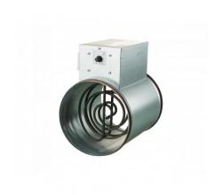 Elektrický potrubný ohrievač  VENTS   typ NK -125-1,2-1U-s triákom